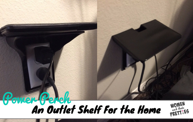Power Perch - Outlet Shelf
