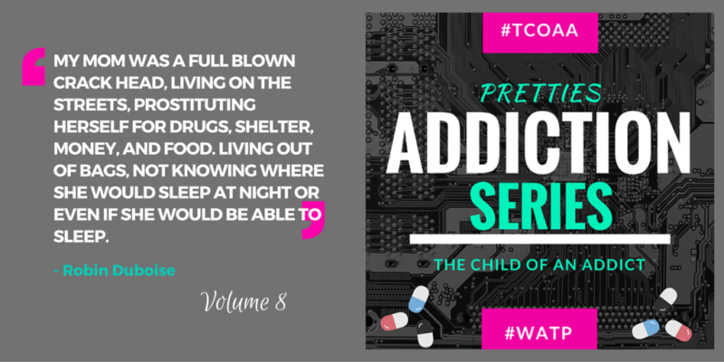 Pretties Addiction Series Vol. 8 #TCOAA