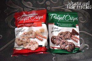 Pretzel Crisps - Stocking Stuffers