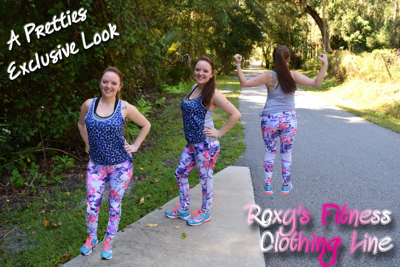 Roxys Fitness Clothing Line Workout Clothes