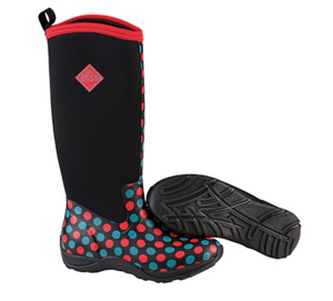 Muck Boot Company - Polka Dot Winter Boots