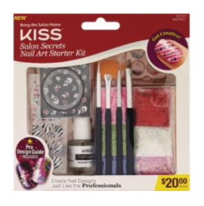 Kiss Nail Art Set