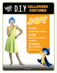 Inside Out HALLOWEEN Activities