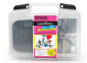 Epson labelWorks Ribbon Maker