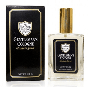 The Gentleman's Cologne by Elizabeth Street