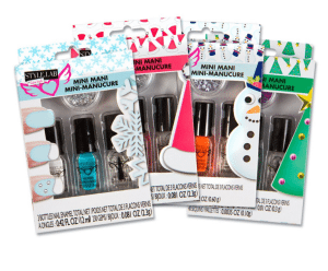 Style.Lab Holiday Mini Mani Collections
