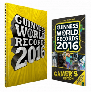 Guinness World Records 2016 Book Set