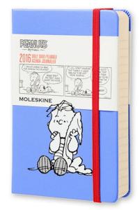 Moleskine Peanuts Daily Diary