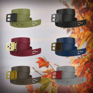 C4 Interchangeable Belts and Buckles