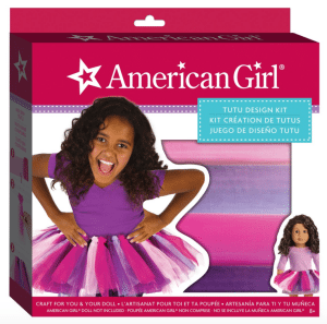 American Girl Tutu Design Kit