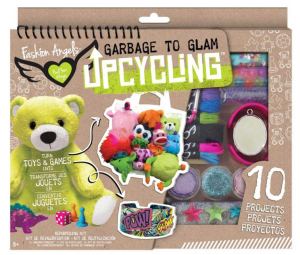 UPCYCLING: TOYS AND GAMES KIT