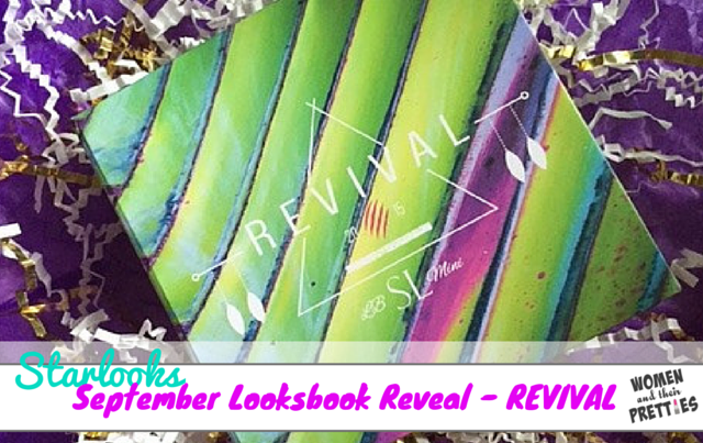 September Starlooks Looksbook Reveal- REVIVAL #StarlooksAddict