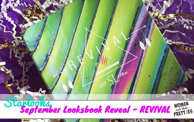 September Starlooks Looksbook Reveal- REVIVAL #StarlooksAddict