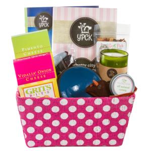 Southern Kitty Gift Basket