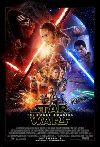 Star Wars- The Force Awakens New Poster