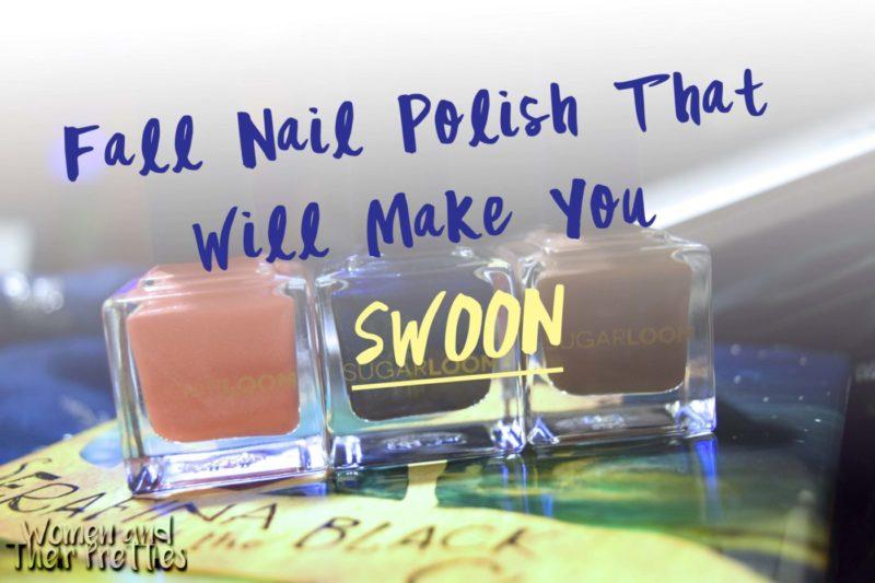 Sugarloom Fall Nail Polish