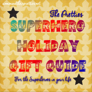 Super Hero Holiday Gift Guide