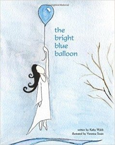 The Bright Blue Balloon Book