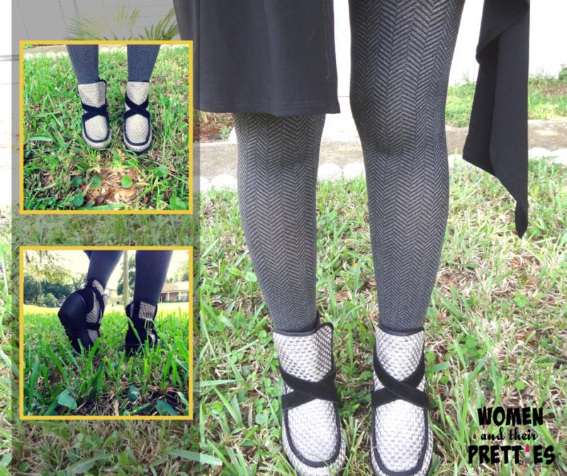 Bernie Mev Villamore Wedge Boots - Woven Shoes
