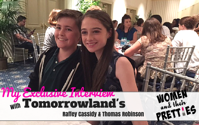 Thomas Robinson and Raffey Cassidy (3)