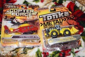 Tonka Metal Toys