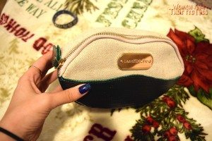 Upcycled Gifts - Cosmetics Bag