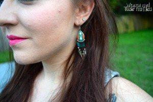 Vavavida Beaded Southwest Earrings