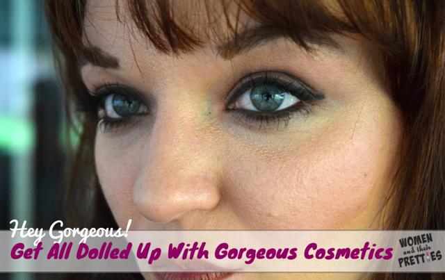 Want a Gorgeous Look- Use Gorgeous Cosmetics! #FallBeauty #Beauty (1)