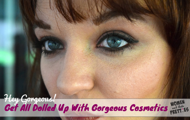 Want a Gorgeous Look- Use Gorgeous Cosmetics! Fall Beauty