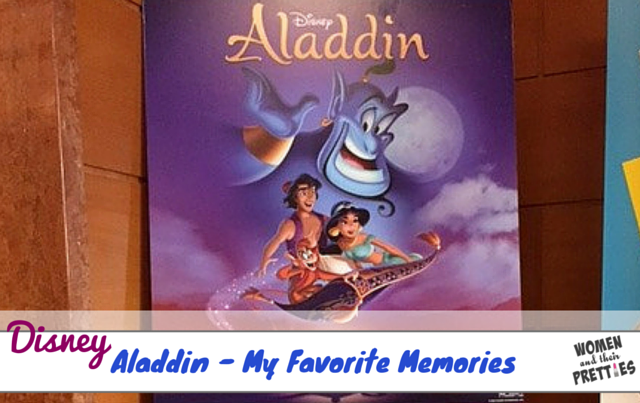 Why Aladdin Has a Special Place in My Heart #AladdinBloggers