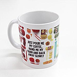 Yarn Lovers Mug