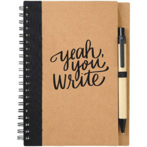Yeah You Write_Notebook