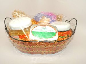 shower time gift basket