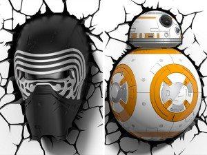 3D Light FX Star Wars Lights