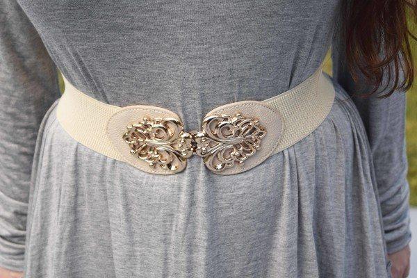 Ami Clubwear Waist Belt Fashion Blogger