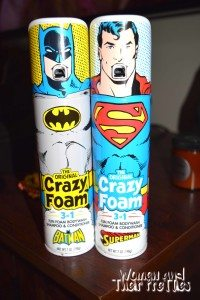 Crazy Foam Superhero Gift Ideas
