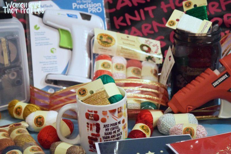 Crochet Gift Basket DIY Gift Basket