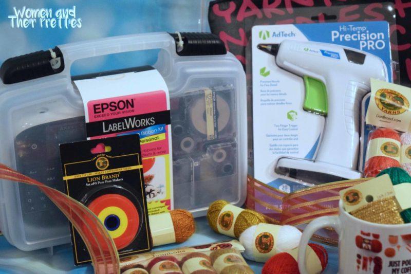Crochet Gift Basket DIY Gift Basket Ribbon Maker