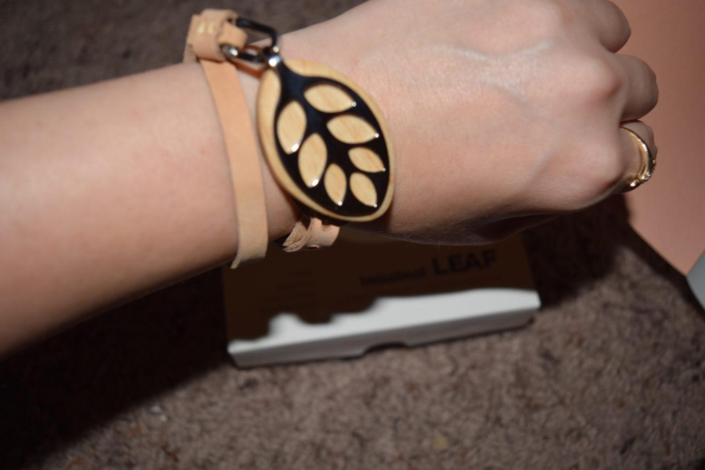 Bellabeat LEAF Smart Jewelry