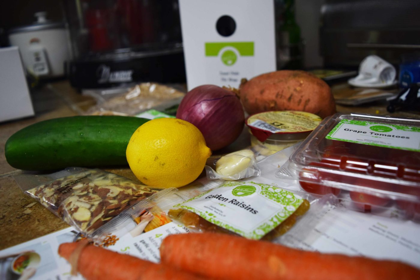 Hello Fresh Review Ingredients