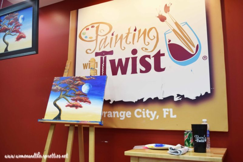 Painting With a Twist Orange City