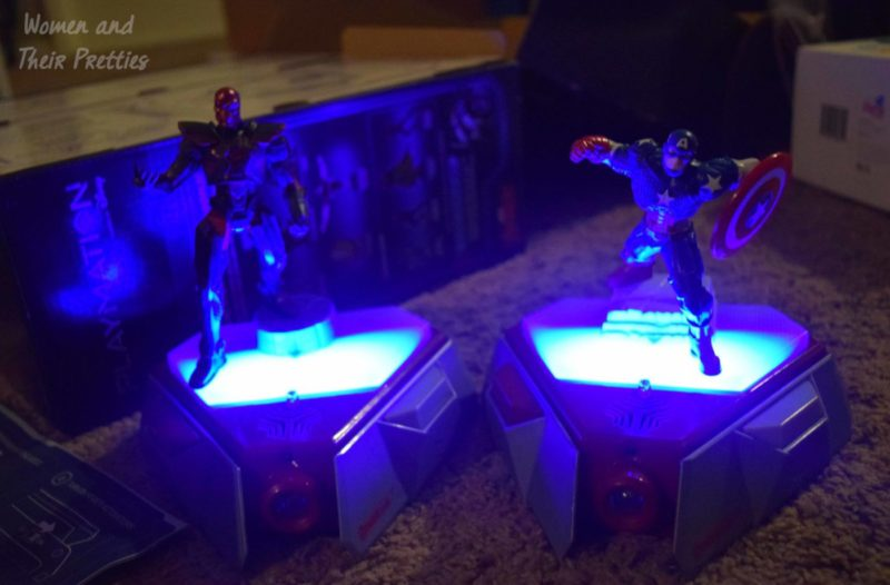 Playmation Figurines