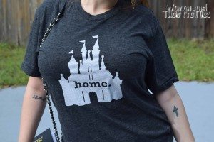 The Home T Castle Shirt - Disney Gifts