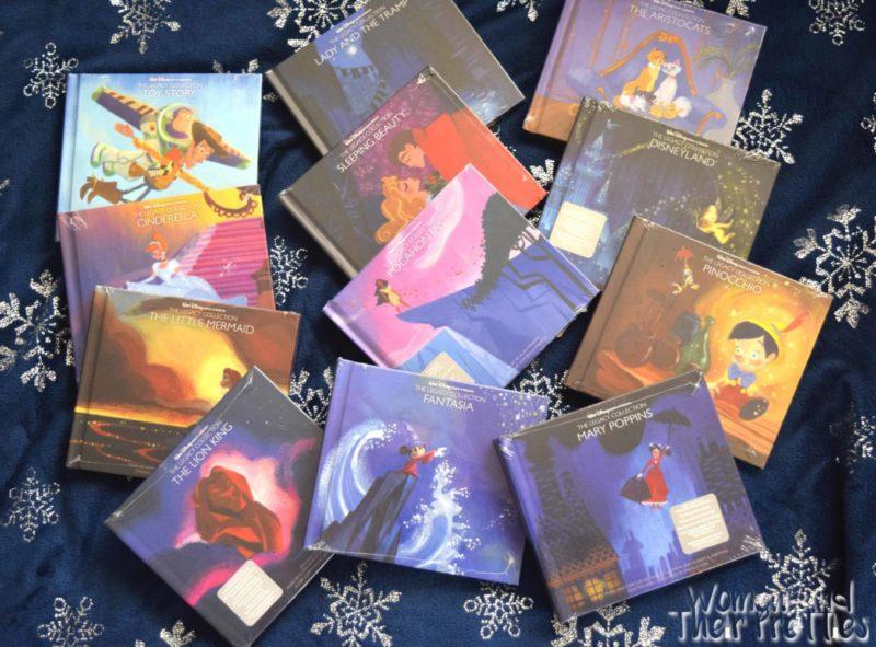 The Legacy Collection 12 Album Disney Box Set - Disney Soundtracks Box Set
