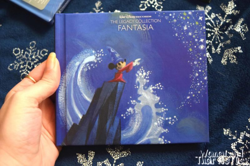 The Legacy Collection 12 Album Disney Box Set - Disney Soundtracks Fantasia