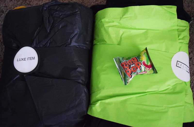 The Relish Clothing Mystery Box
