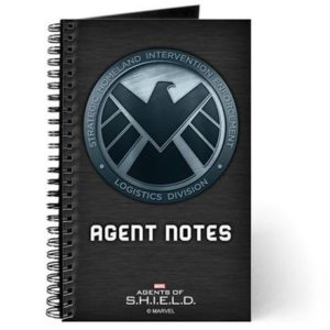Agent Notes Journal