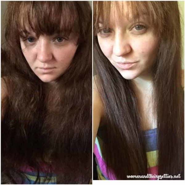 Before and After InStyler