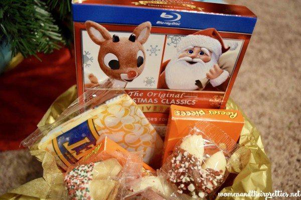 Christmas Classics and Snacks