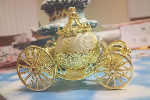 Cinderella Bluetooth Speaker Picture3